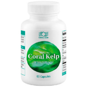 BAD Detoks Koral Kelp Koral Klub