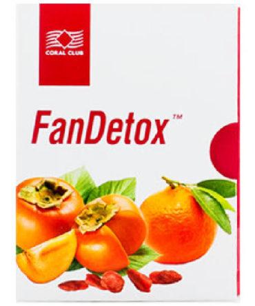 Бад «ФанДетокс» для печени