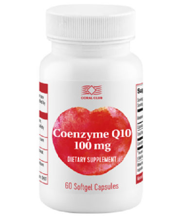 Бад «Коэнзим Q10» для сердца, энергии, иммунитета