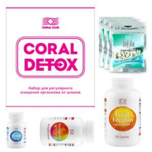 BAD Koral Detoks Koral Klub 600
