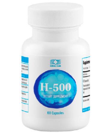 Бад «Н-500» антиоксидант восстанавливающий энергию