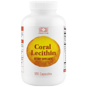 BAD Koral Lecitin Korallovyj Klub 600
