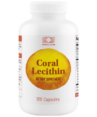 Бад «Корал Лецитин» соевый натуральный