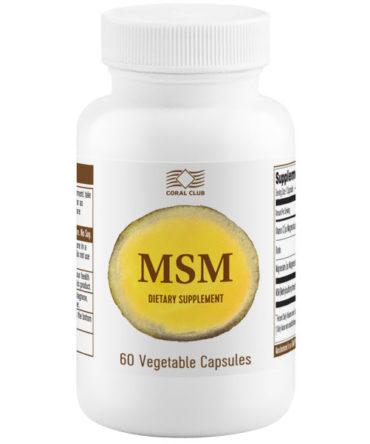 Бад «МСМ» из органической серы