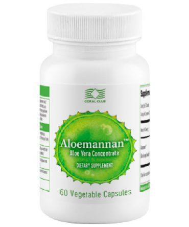 Бад с алоэ «Алоэманнан» - 200 полезных биокомпонентов