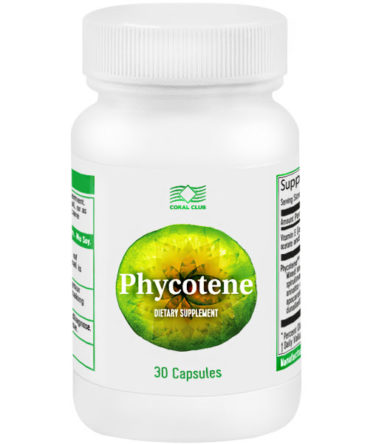 Бад антиоксидант «Фикотен» для зрения
