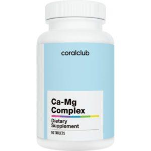 Bad Kalcij Magnij kompleks Korallovyj Klub
