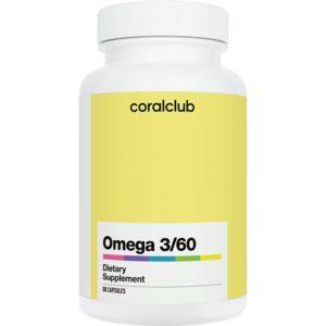 Bad Omega 3 60 dlya serdca sosudov Korallovyj Klub