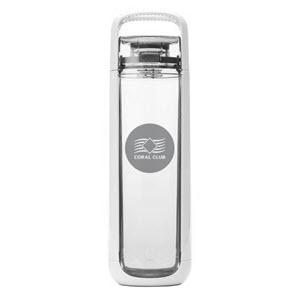 Butylka dlya vody Coral Bottle One 750 hrom Korallovyj Klub