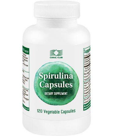 Бад «Спирулина в капсулах» кладезь витаминов!