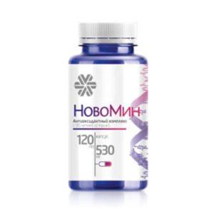 Bad Antioksidantnyj kompleks Novomin Sibirskoe Zdorove 600