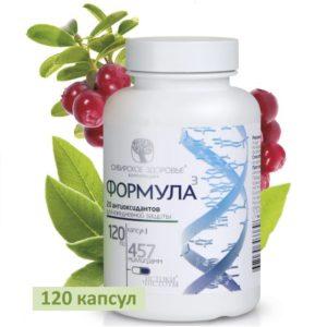 Bad Antioksidanty Formula 3 Sibirskoe Zdorove