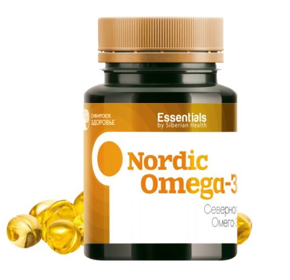 Bad Severnaya omega 3 Sibirskoe Zdorove