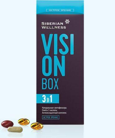 Бад «Vision Box» для острого зрения