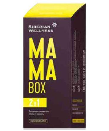 Женский витаминный бад для мам «Mama Box»