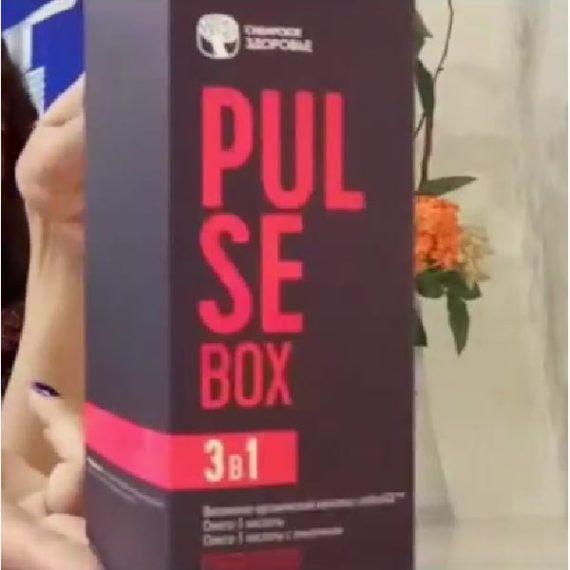 Bad dlya serdca i sosudov Pulse Box Sibirskoe Zdorove