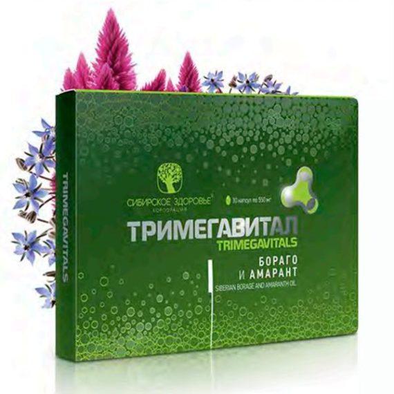 Bad ot allergii Borago i amarant Sibirskoe Zdorove