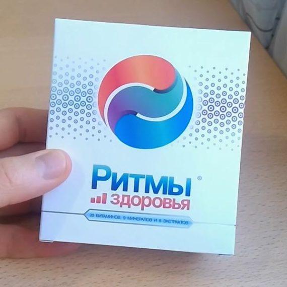 Bad vitaminno mineralnyj Ritmy zdorovya Sibirskoe Zdorove 1