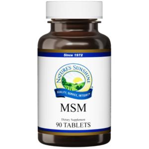 Bad MSM iz organicheskoj sery kompanii NSP