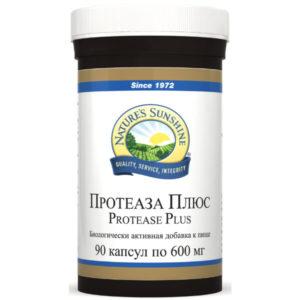 Bad Pischevaritelnye fermenty Proteaza Plyus kompanii NSP
