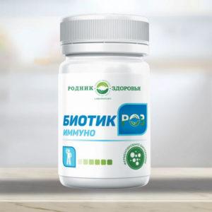 Biotik Roz Immuno Probiotiki Rodnik Zdorovya