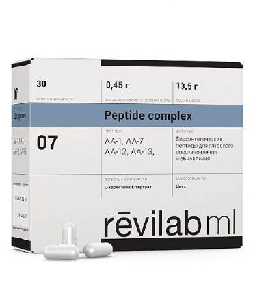 Пептидный комплекс для мужчин «Revilab ML 07»
