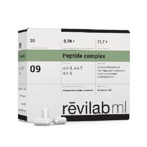 Kompleks Peptidov Havinsona dlya sustavov kostej hryaschej svyazok Revilab ML 09