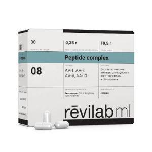 Kompleks Peptidov Havinsona dlya zhenschin Revilab ML 08