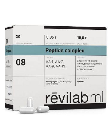 Пептидный комплекс для женщин «Revilab ML 08»