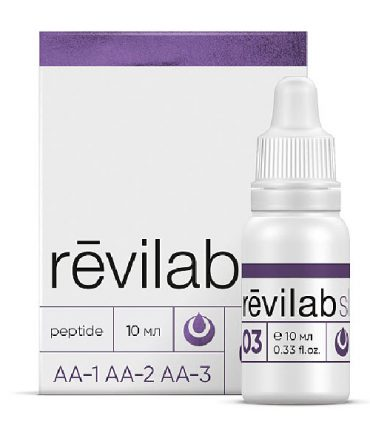 Пептидный комплекс для иммунитета «Revilab SL 03»