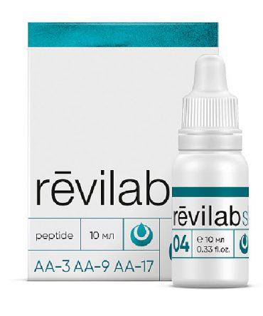 Пептидный комплекс для костей, суставов, хрящей и связок «Revilab SL 04»