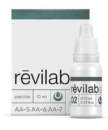 Комплекс пептидов для нервной системы и глаз «Revilab SL 02»