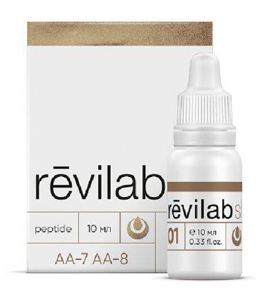 Пептидный комплекс для сердечно-сосудистой системы «Revilab SL 01»