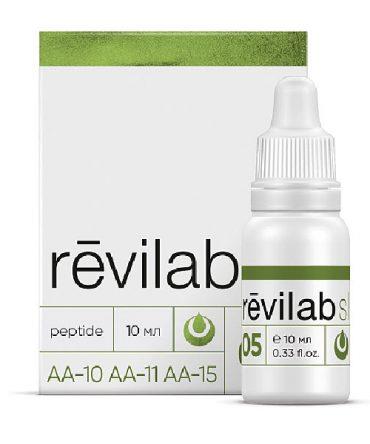 Пептидный комплекс для желудочно-кишечного тракта «Revilab SL 05»