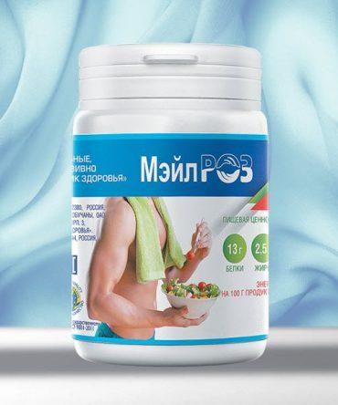 «МэйлРОЗ Супер» для мужского здоровья и молодости
