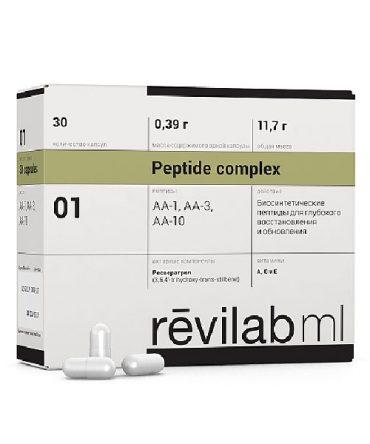 Омолаживающий Антивозрастной Пептидный Комплекс «Revilab Peptide МL 01»