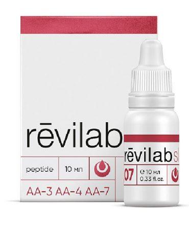 Пептидный комплекс для системы кроветворения «Revilab SL 07»