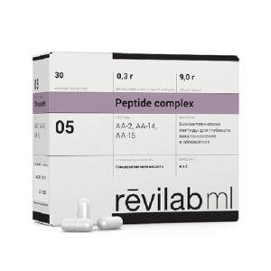 Peptidnyj kompleks Havinsona dlya legkih Revilab ML 05