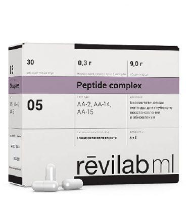 Пептидный комплекс для легких «Revilab ML 05»