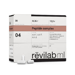 Peptidnyj kompleks Havinsona dlya serdca i sosudov Revilab ML 04