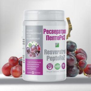 Resveratrol PeptoRoZ Probiotiki Rodnik Zdorovya