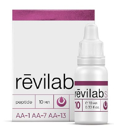 Пептидный комплекс для женского здоровья «Revilab SL 10»
