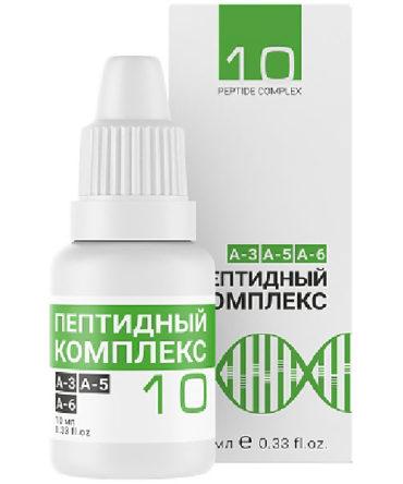 Женский «Пептидный комплекс №10»