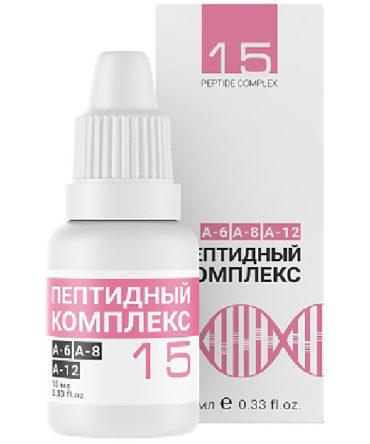 «Пептидный комплекс №15» для почек и мочевого пузыря