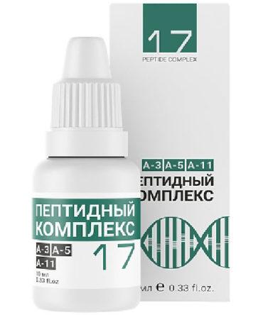 «Пептидный комплекс №17» для глаз