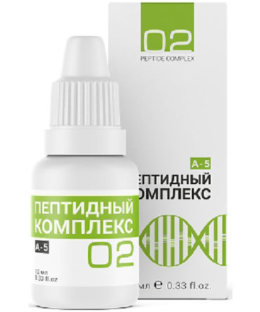 «Пептидный комплекс №2» для нервной системы