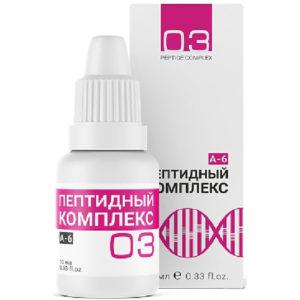 Peptidnyj kompleks 3 dlya vosstanovleniya immuniteta