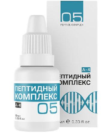 «Пептидный комплекс №5» для восстановления костей