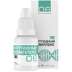 Peptidnyj kompleks 6 dlya schitovidnoj zhelezy