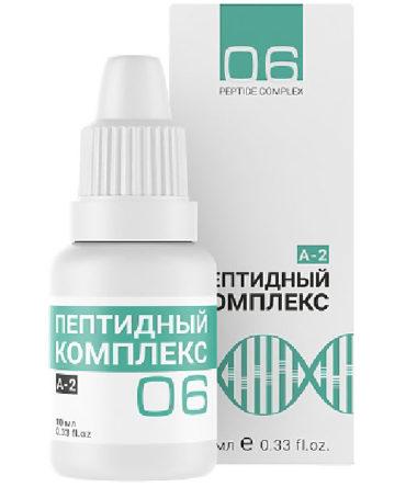 «Пептидный комплекс №6» для восстановления щитовидной железы